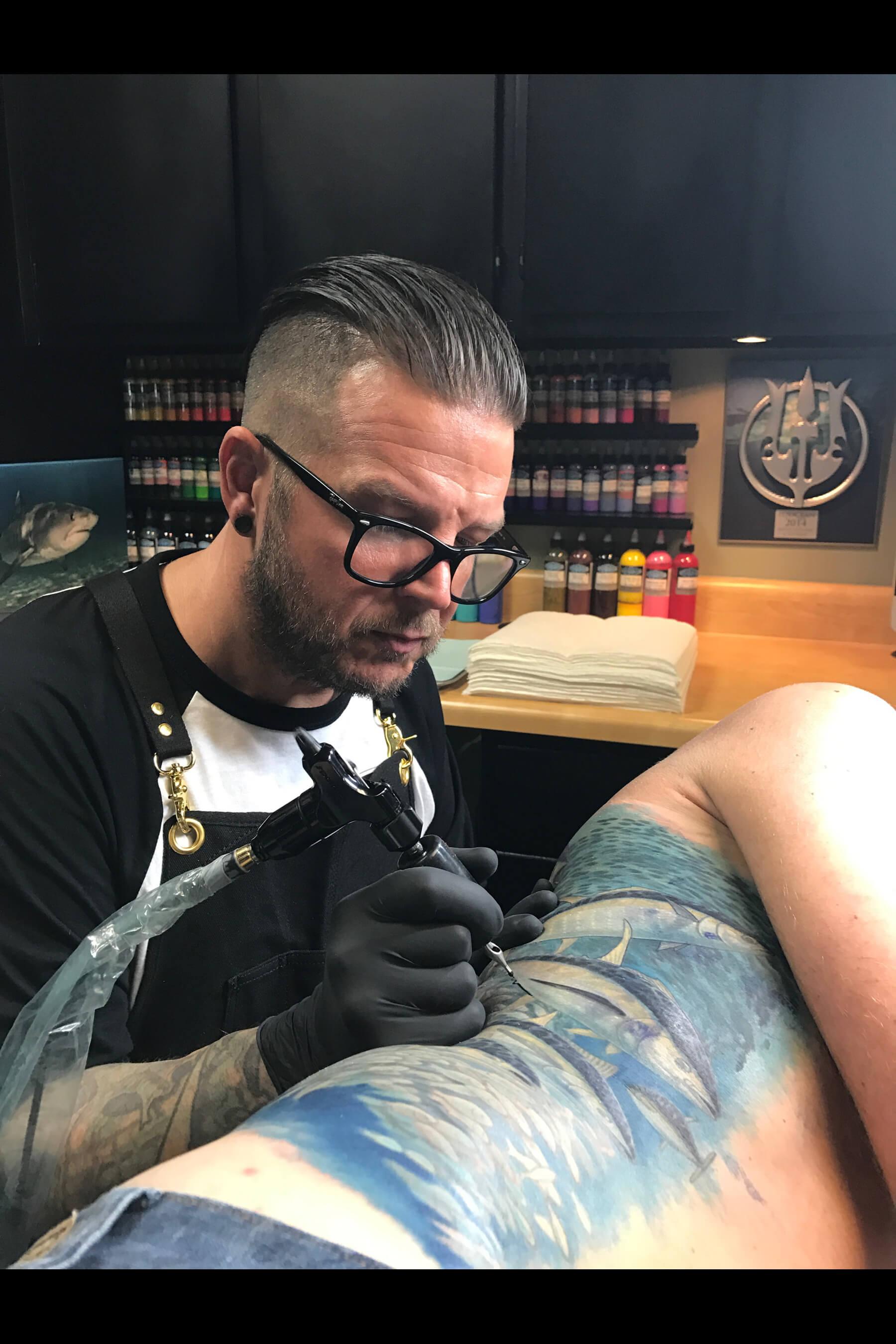 Deano Cook Tattoo Service